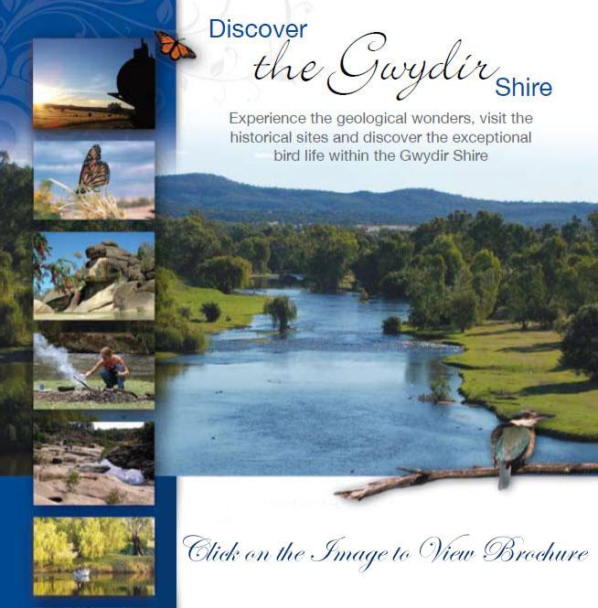 Discover Gwydir Shire booklet