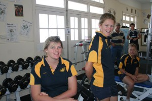 GLR fitness students - these students were participants and became instructors