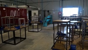 Diesel Mechanics workshop, Warialda