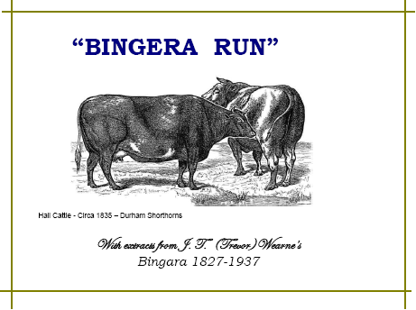 Bingera Run