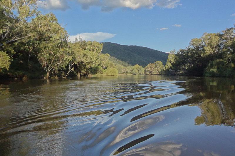 Gwydir River  Bingara