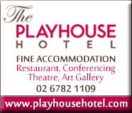 Playhouse Hotel Barraba