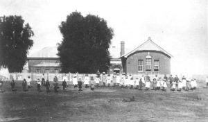 Bingara Central School - early 1900s