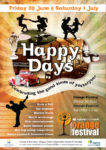 Happy Days poster