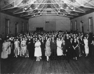 1st Ball, Memorial Hall, 1923