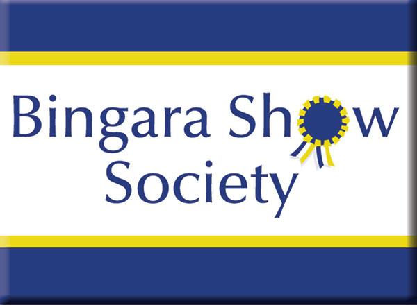 2019 Bingara Show proudly sponsored by Centacare