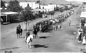 Coronation Day Procession 1911