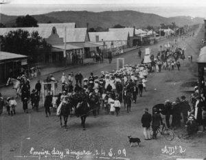Empire Day 1909