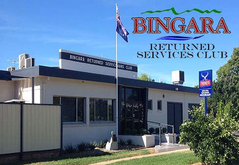 October Entertainment at the Bingara RSL