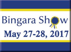 Bingara Show 2017
