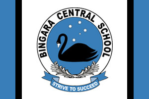 Bingara Central School logo