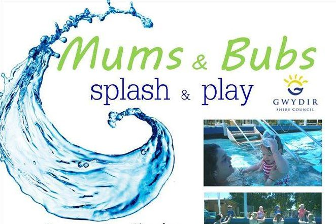 Mums & Bubs - Splash & Play