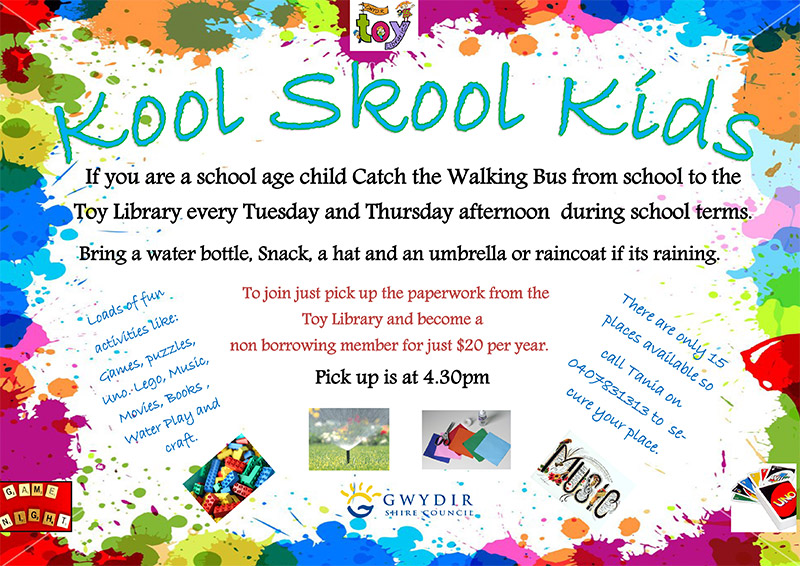 Kool Skool Kids program