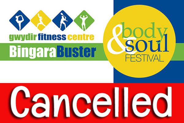 Bingara Buster Festival Cancelled