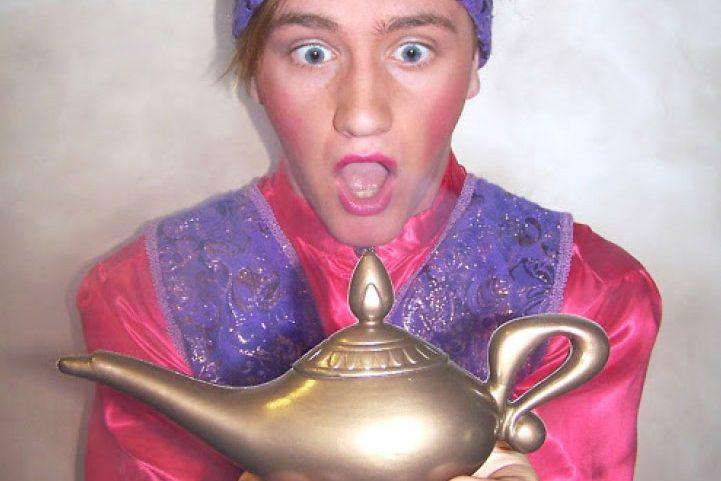 Aladdin and his magic iPod – Live Kids Show