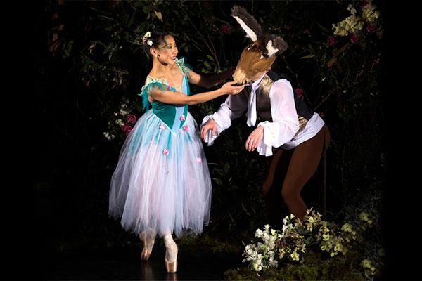 A Midsummer Night's Dream Melbourne Ballet Company