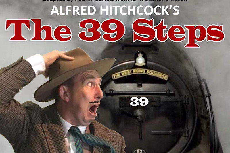 North West Theatre Company's Stage production – 39 Steps