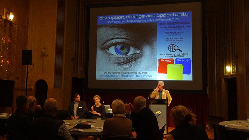 Vision 2030 launch/workshop