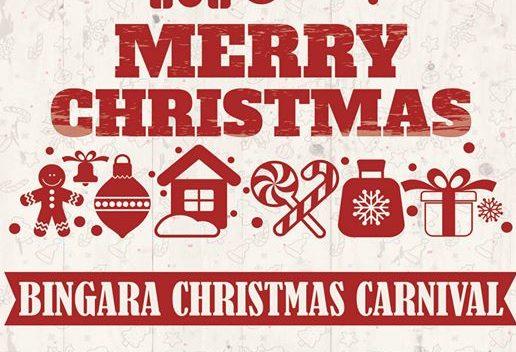 Bingara Christmas Carnival 2017