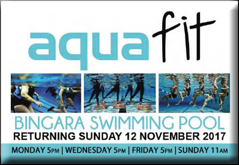 Aqua Fit returns to Bingara