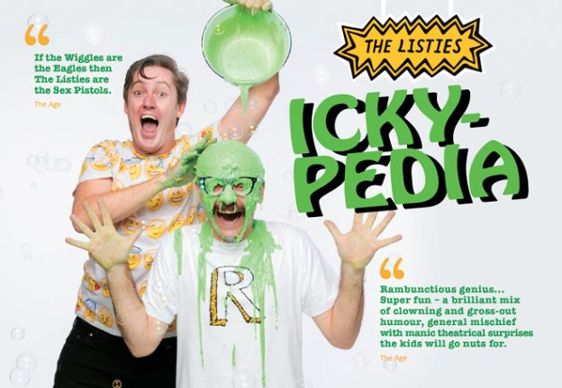 Ickypedia – Live Kid's Show