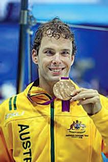 Bingara's Australia Day Ambassador, Matt Levy, OAM.