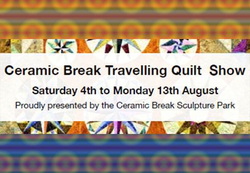 Ceramic Break Travelling Quilt Show