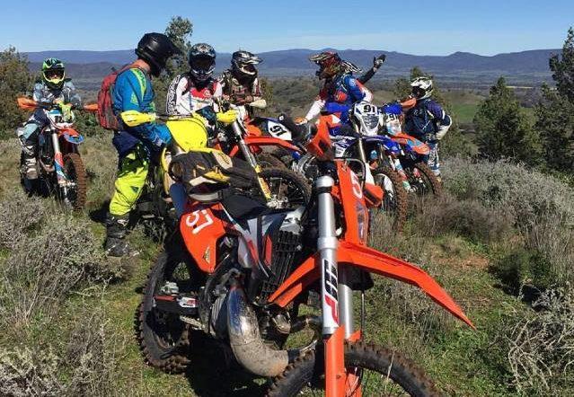 Upper Horton Motor Bike Trail Ride