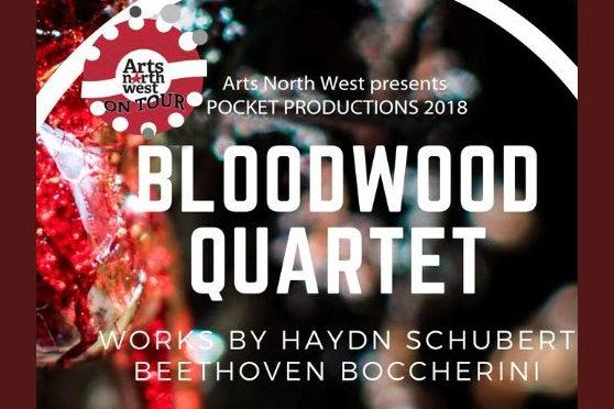 Playhouse Barraba presents: Bloodwood Quartet