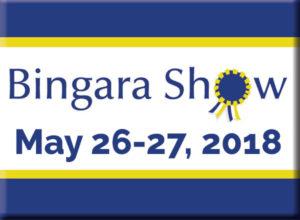 2018 Bingara show placeholder