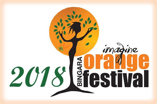 2018 Bingara Orange Festival