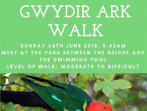 Gwydir Ark Walk