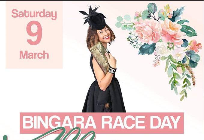 Bingara Race Day Marquee