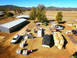 Bangalow delivers Hay to Bingara