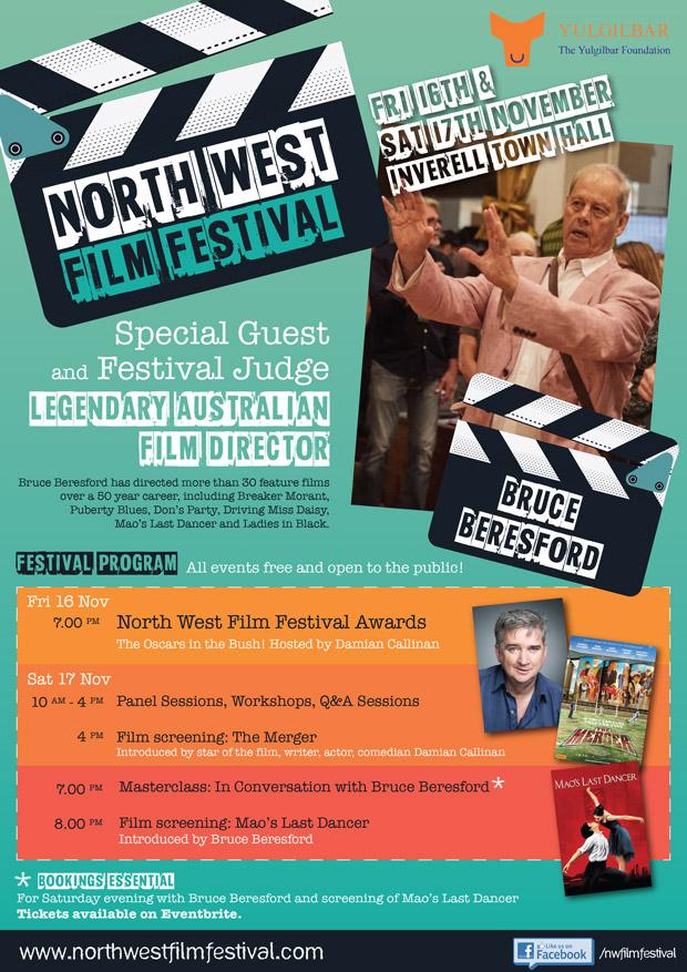North West Film Festival Program 2018