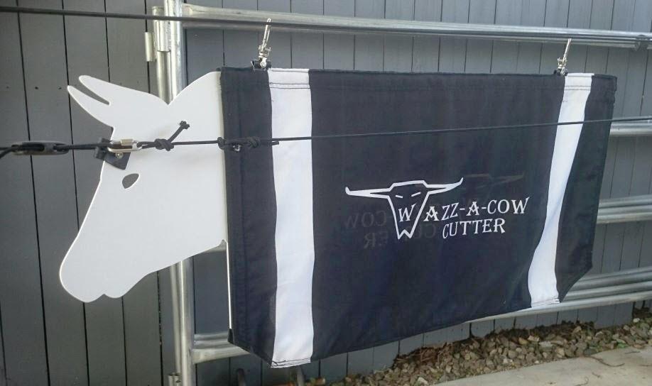 Wazza-a-cow Cutter