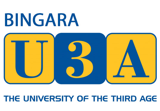 U3A - Armchair Travel
