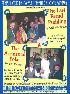 The Last Bread Pudding Poster