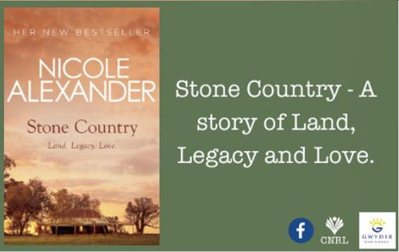 Author Talk - Nicole Alexander