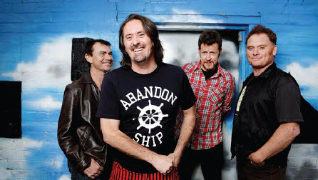 Renowned (mostly) Melbourne band, Things of Stone and Wood, will play at Bingara and District Vision 2020 Pulse Festival in September.