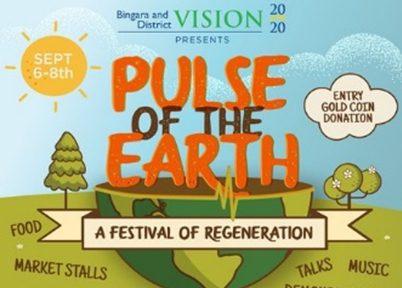 PULSE OF THE EARTH FESTIVAL