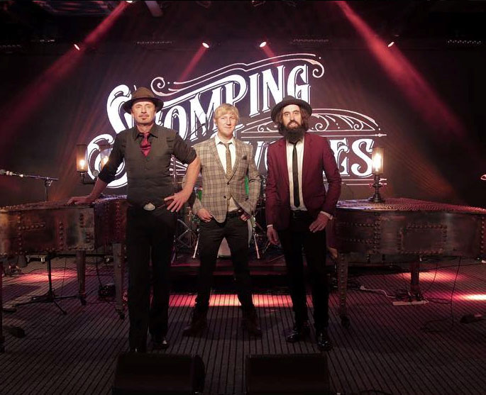 The Stomping Ivories