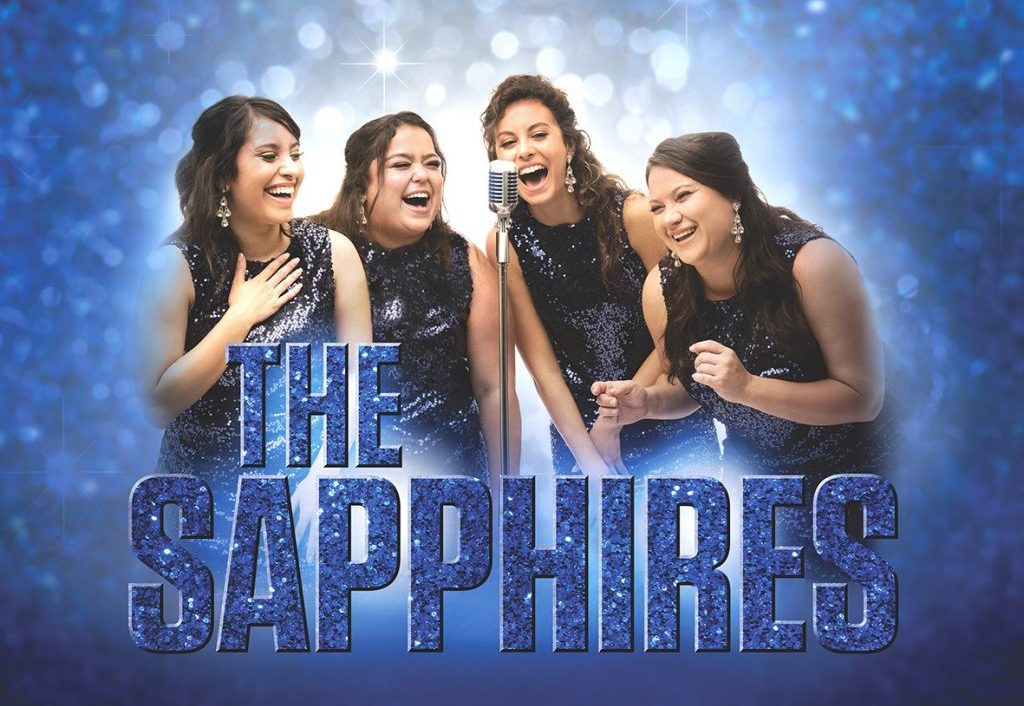 THE SAPPHIRES LIVE AT THE ROXY