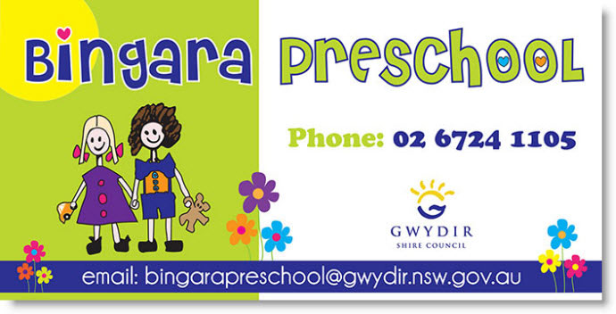 Bingara_preschool_sign_small