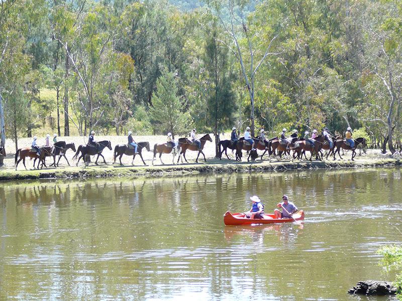 Gwydir River activites