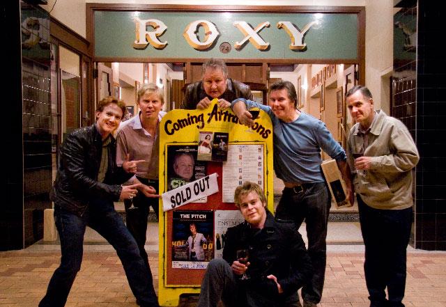 Roxy entrance
