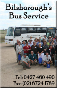 Bilsborough's Bus Service
