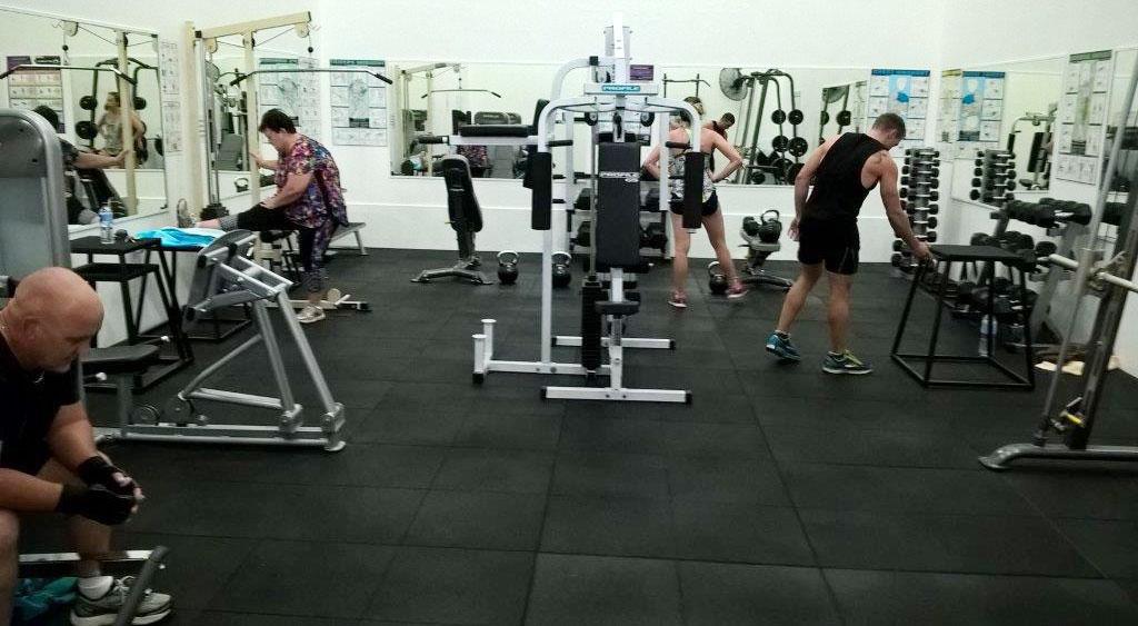 Bingara_gym