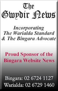 The Gwydir News