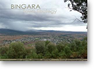 Bingara Town Strategy